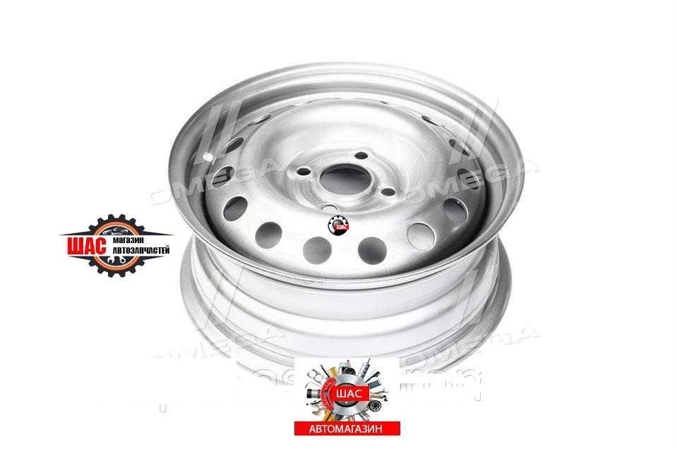 Chevrolet Aveo T250 Диск колесный стальной 15х6,0 4x100 Et 45 DIA 56,6 42353379