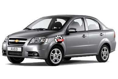 Chevrolet Aveo T250 Блок управления стеклоподьемниками 96652179