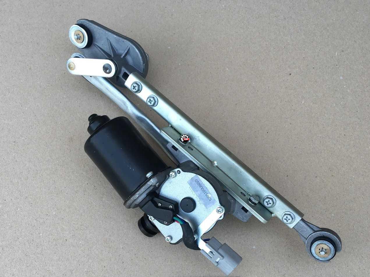 JAC J2 (Джак Ж2) Моторчик стеклоочистителей с трапецией