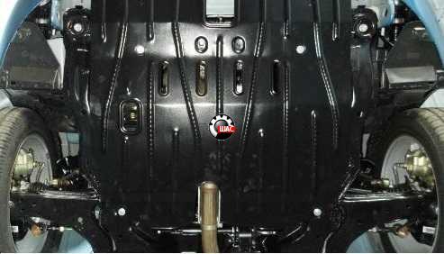 JAC J5 (Джак Ж5) Защита двигателя