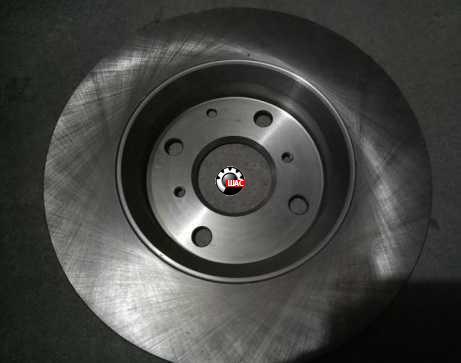 JAC J2 (Джак Ж2) Тормозной диск передний