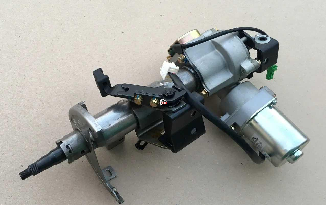 JAC J2 (Джак Ж2) Вал рулевой с электроусилителем руля в сборе