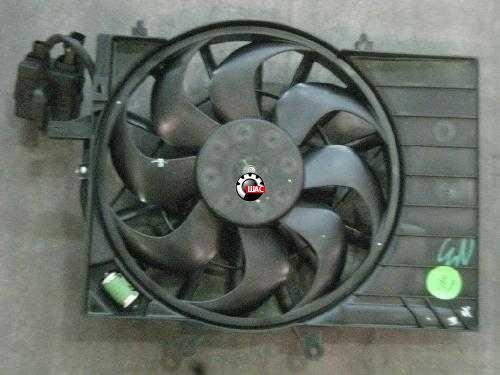 MG 5 Вентилятор радиатора в сборе 50016402