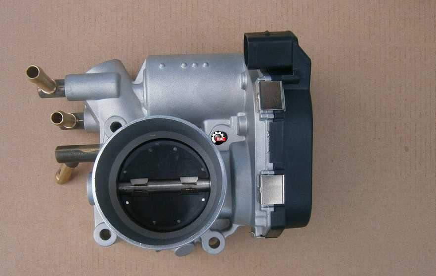 FAW Besturn B50 (ФАВ Б50) Блок дроссельной заслонки