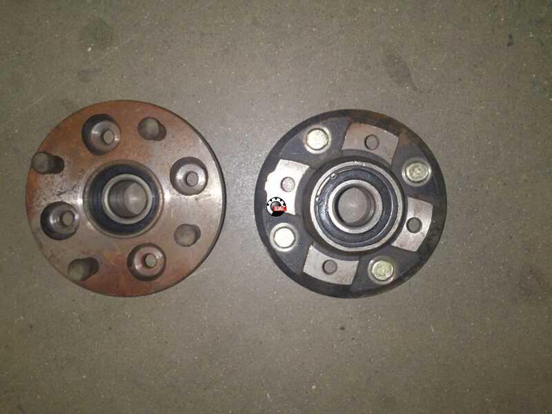 FAW (ФАВ) 1011 (V=0.97L) Ступица колеса переднего