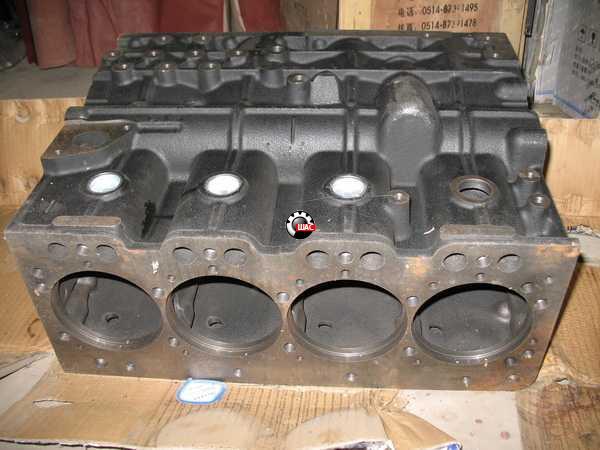 JAC 1020K Джак (V=2.54L) Блок цилиндров