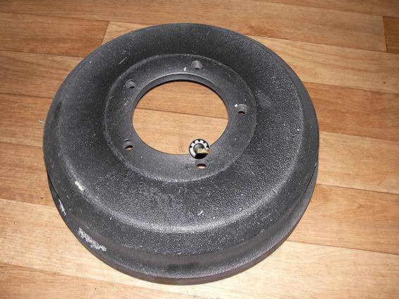 Foton 1049 Фотон (V=2.8L) Барабан тормозной передний