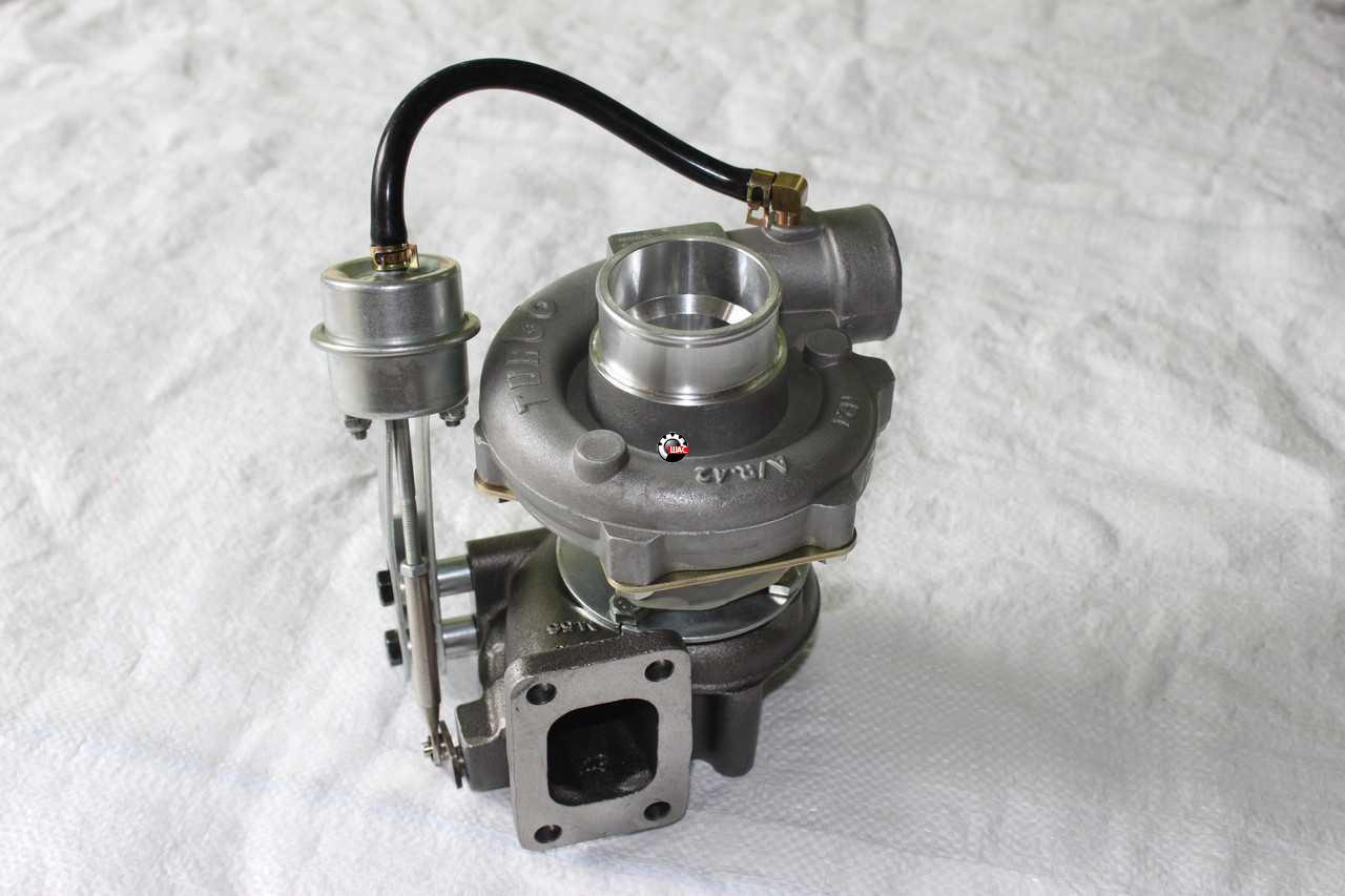 JAC 1045K Джак (V=2.8L) Турбокомпрессор в сборе