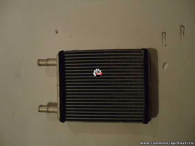 Dong Feng EQ 1051 (V=3.7L) Радиатор печки