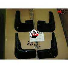 MG 6 Брызговики комплект 10046444