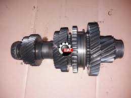 SMA (СМА) C51, C52, C81, R80 Вал КПП вторичный