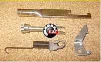 SMA (СМА) C51, C52, C81, R80 Ремкомплект заднего барабана правый