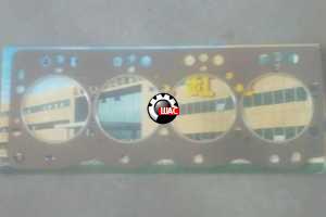 Foton 504  LOVOL (V=3,2L) Прокладка головки цилиндров A498 BT-6A