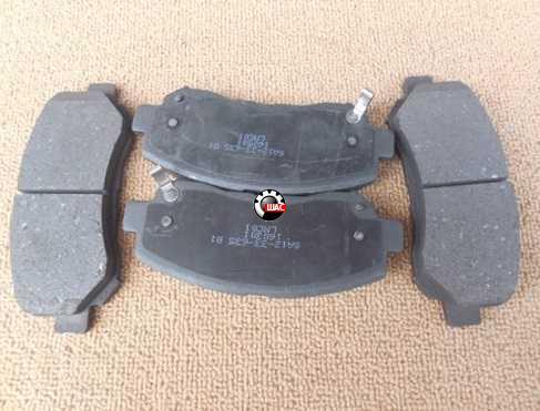 JAC S5 (Джак С5) Колодки тормозные передние