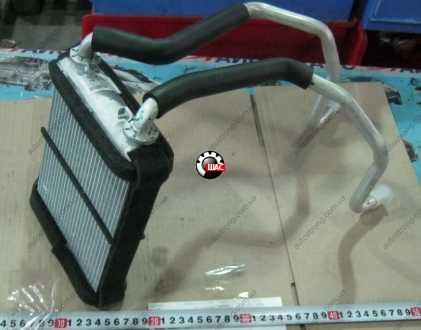 MG 550 Радиатор отопителя (печки)  JEF000130