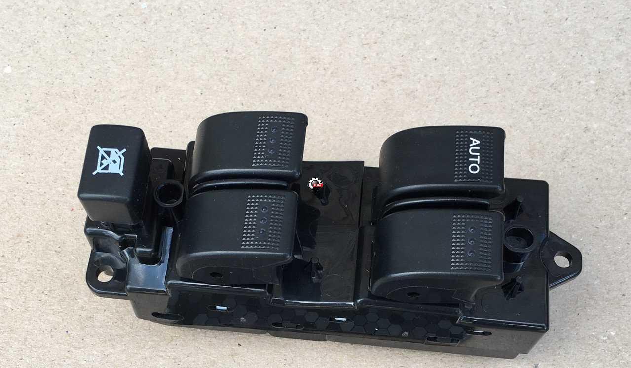 FAW Besturn B50 (ФАВ Б50) Блок управления стеклоподъёмниками